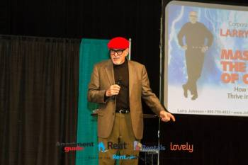 Larry Johnson Training Group www.Larry-Johnson.com