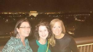 Brandy Hitson, Brittney Nelson, Michelle Childers